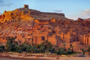Ouarzazate-kasbah- Ait ben haddou