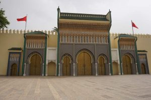 Fez Guide Tour to Royal Palace