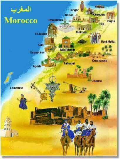 morocco-culture-map