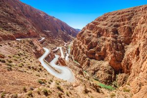 Ouarzazate-tizi n-tichka